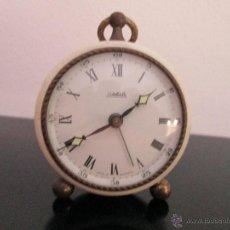 Despertadores antiguos: WEHRLE MADE IN GERMANY VEAN FOTOGRAFIAS. Lote 50703179