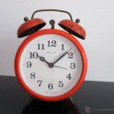 Despertadores antiguos: BLESSING WEST GERMANY VEAN DESCRIPCION Y FOTOGRAFIAS. Lote 50744085