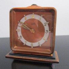 Despertadores antiguos: JUBA VEAN FOTOGRAFIAS. Lote 50749207