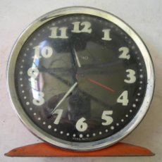 Despertadores antiguos: RELOJ DESPERTADOR. Lote 51011655