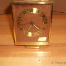 Despertadores antiguos: ANTIGUO RELOJ BAYARD. Lote 234748920