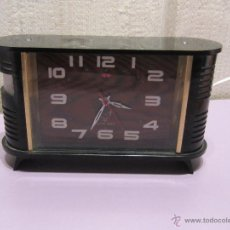 Despertadores antiguos: RELOJ DESPERTADOR. Lote 51778341
