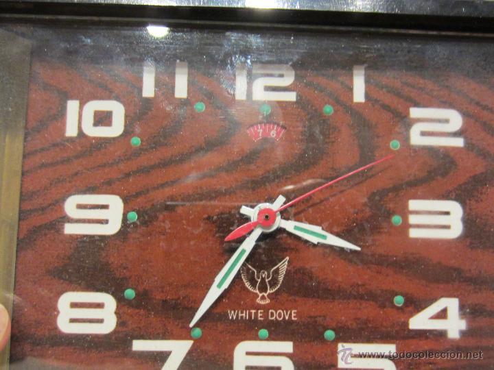 Despertadores antiguos: reloj despertador - Foto 4 - 51778341