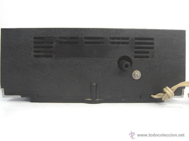 Despertadores antiguos: ANTIGUO Y RARO RADIO RELOJ DESPERTADOR -GENERAL ELECTRIC PBC 550G -125V- PBC550G ELECTRICA .AÑOS 50 - Foto 7 - 51962905