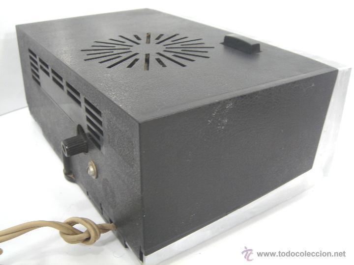 Despertadores antiguos: ANTIGUO Y RARO RADIO RELOJ DESPERTADOR -GENERAL ELECTRIC PBC 550G -125V- PBC550G ELECTRICA .AÑOS 50 - Foto 8 - 51962905