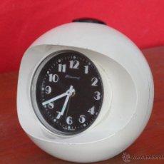 Despertadores antiguos: RELOJ DISEÑO VINTAGE BLESSING GERMANY. Lote 52014599