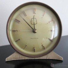 Despertadores antiguos: WESTCLOX MADE ESCOTLAN VEAN FOTOGRAFIAS. Lote 52154954