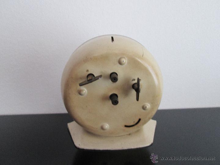 Despertadores antiguos: westclox made escotlan vean fotografias - Foto 3 - 52154954