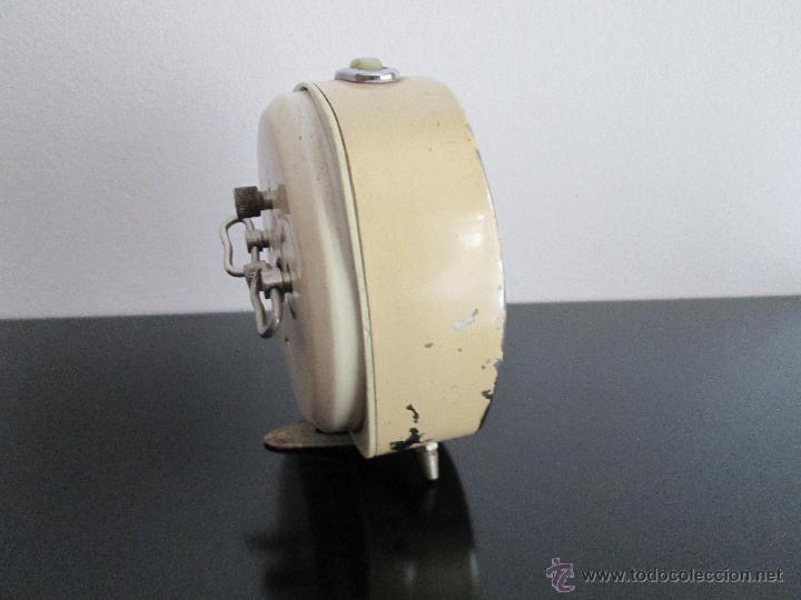 Despertadores antiguos: alba zafiro fucionando - Foto 5 - 52155763