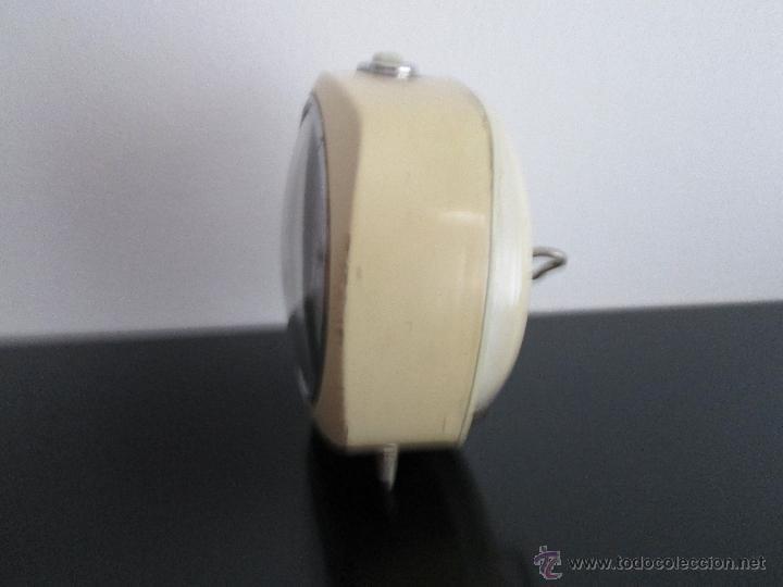 Despertadores antiguos: alba zafiro fucionando - Foto 6 - 52155763