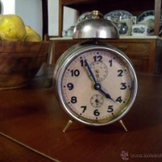 Despertadores antiguos: RELOJ-DESPERTADOR DE SOBREMESA. Lote 52838015
