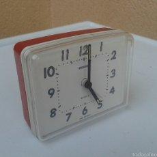 Despertadores antiguos: RELOJ DESPERTADOR STAIGER - DESPERTADOR FUNCIONA RELOJ NO. Lote 52910443
