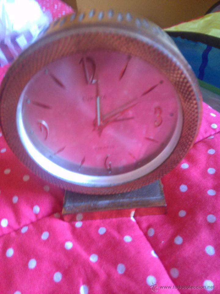 Despertadores antiguos: reloj despertado europa - Foto 2 - 53624527