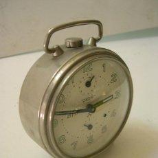 Despertadores antiguos: RELOJ DESPERTADOR ALEMAN. Lote 54065836