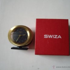 Despertadores antiguos: RELOJ SWIZA 8 DIAS II. Lote 54073740