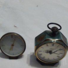 Despertadores antiguos: RELOJES DESPERTADORES. Lote 54161099