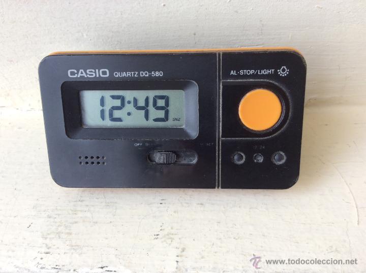 c27a6d34bbbc reloj despertador casio años 80 - Comprar Relojes despertadores ...