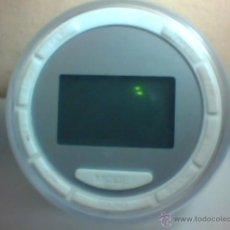 Despertadores antiguos: RELOJ RADIO-DESPERTADOR DIGITAL CON MÚSICA Y LUCES. Lote 54594735