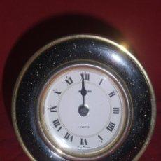 Despertadores antiguos: ANTIGUO RELOJ STAIGER CON MARCO CERAMICO. Lote 55007537