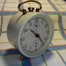 Despertadores antiguos: EXCELENTE KIENZLE - ALEMANIA AÑOS 70. RELOJ TRATADO Y FUNCIONANDO. INTERESANTE DESCRIP Y FOTOS.. Lote 56289713