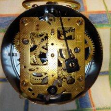 Despertadores antiguos: EXCELENTE KIENZLE - ALEMANIA AÑOS 70. RELOJ TRATADO Y FUNCIONANDO. IMPECABLE MAQUINA. FOTOS VARIAS.. Lote 56289713
