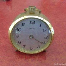 Despertadores antiguos - RELOJ DESPERTADOR SILVOZ - 56481714