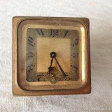 Despertadores antiguos: MÁQUINA RELOJ DESPERTADOR. Lote 56561296