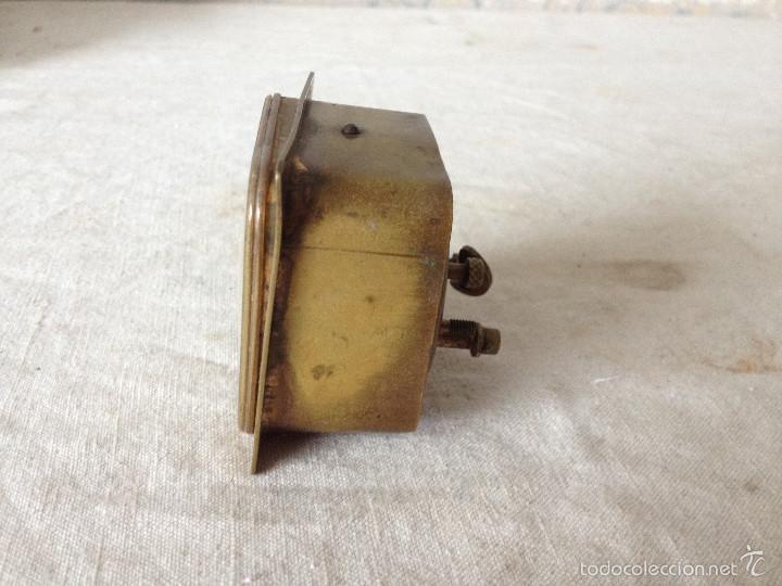 Despertadores antiguos: MÁQUINA RELOJ DESPERTADOR - Foto 3 - 56561296