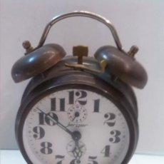 Despertadores antiguos: RELOJ DESPERTADOR. Lote 56941490