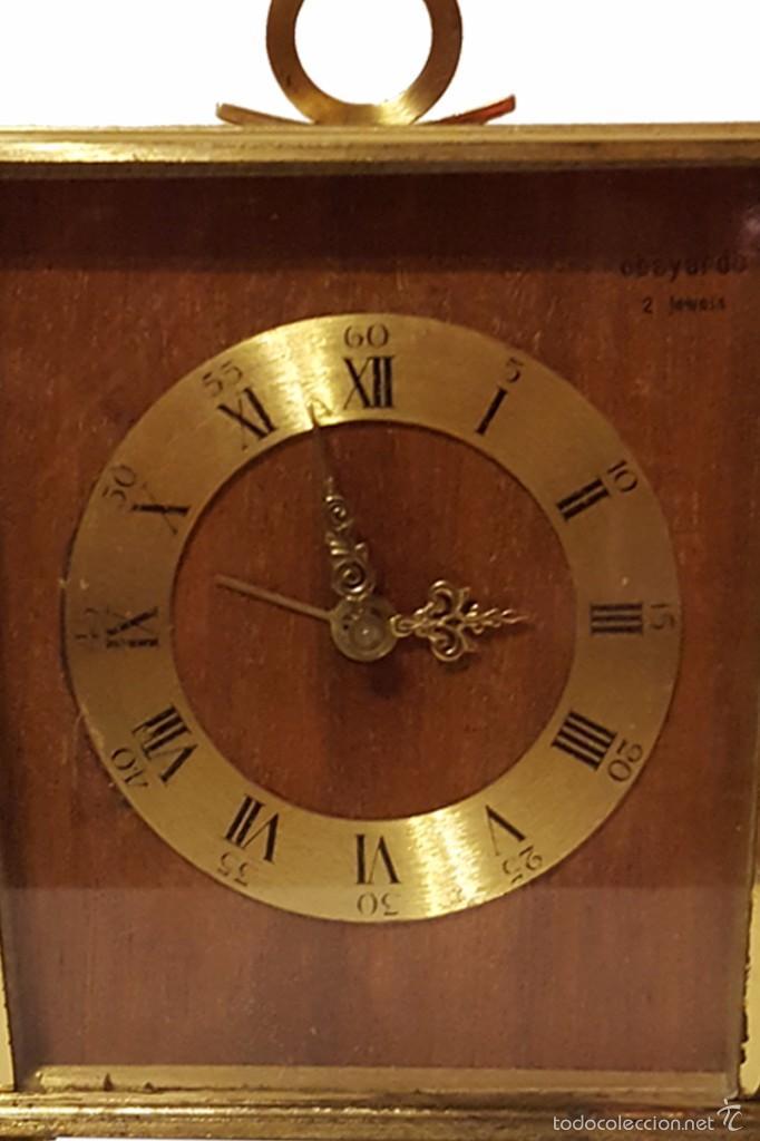 Despertadores antiguos: Reloj despertador - Foto 4 - 57610415