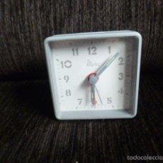 Despertadores antiguos: RELOJ MICRO MADE IN GERMANY VINTAGE. Lote 57723957