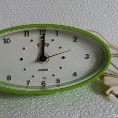 Despertadores antiguos: RELOJ DESPERTADOR CALOR VINTAGE. Lote 60321953