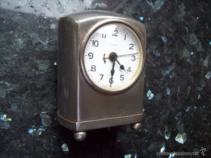 ANTIGUO RELOJ DESPERTADOR VEGLIA FUNCIONANDO (Relojes - Relojes Despertadores)