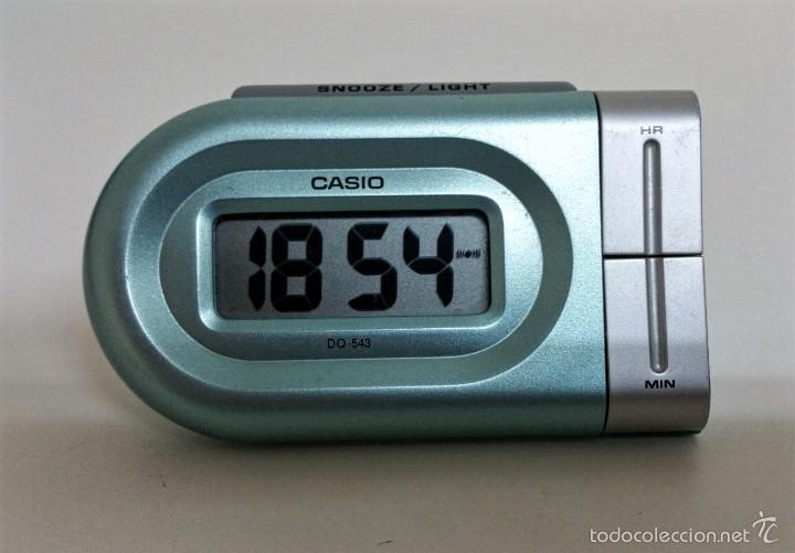 3cf6a47fd37b 6 fotos RELOJ DESPERTADOR - CASIO - (Relojes - Relojes Despertadores) ...