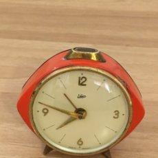 Despertadores antiguos: DESPERTADOR EMES GERMANY. Lote 60982910