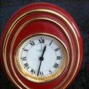 Despertadores antiguos: RELOJ DESPERTADOR .CARTIER. Lote 62185508