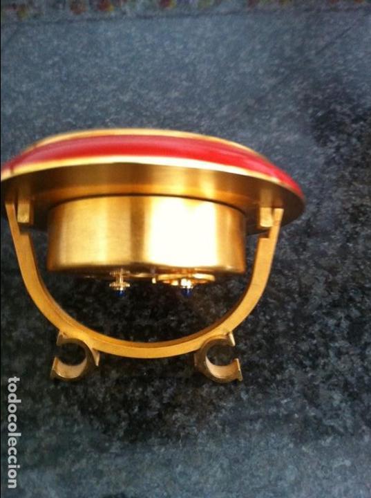 Despertadores antiguos: Reloj despertador .Cartier - Foto 2 - 62185508
