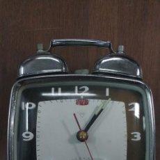 Despertadores antiguos: RELOJ DESPERTADOR SHANGHAI CHINA. Lote 62599412