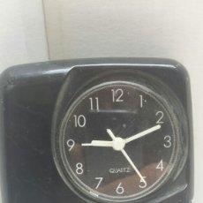 Despertadores antiguos: RADIO DESPERTADOR AÑOS 70. Lote 63421191