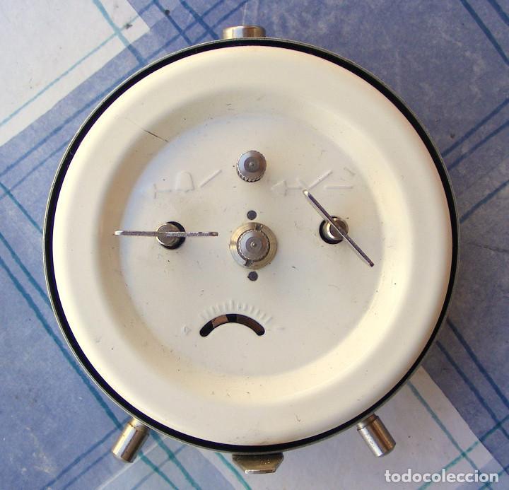 Despertadores antiguos: RELOJ DESPERTADOR - Foto 2 - 63432152