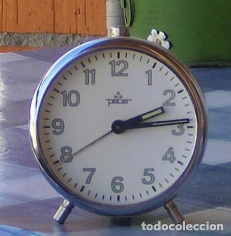 Despertadores antiguos: RELOJ DESPERTADOR - Foto 3 - 63432152