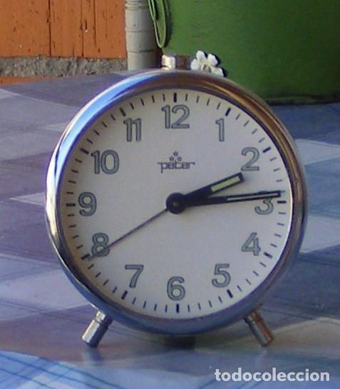 Despertadores antiguos: RELOJ DESPERTADOR - Foto 4 - 63432152