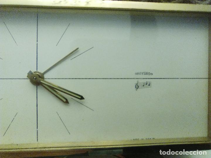 Despertadores antiguos: RELOJ DESPERTADOR DE CUERDA, DE SOBREMESA, MARCA OBAYARDO - Foto 2 - 67040542