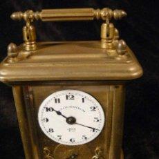 Despertadores antiguos: RELOJ DESPERTADOR STOCKHOLM. Lote 69480429