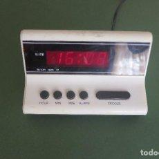 Despertadores antiguos: RELOJ DESPERTADOR VINTAG. Lote 70511089