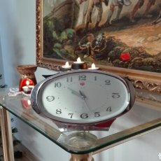 Despertadores antiguos: ANTIGUO RELOJ DESPERTADOR A CUERDA. Lote 70803949