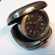Despertadores antiguos: RELOJ VIAJE MR , NUEVO. Lote 71410271