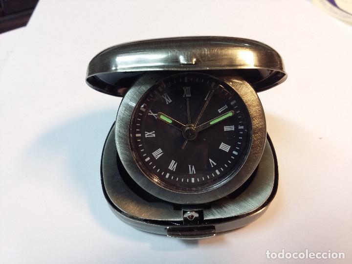 Despertadores antiguos: RELOJ VIAJE MR , NUEVO - Foto 2 - 71410271