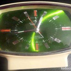 Despertadores antiguos: ANTIGUO RELOJ DESPERTADOR TOKYO CLOCK 7 JEWELS JAPAN. RELOJ JAPONÉS. Lote 74117363