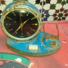 Despertadores antiguos: RELOJ DESPERTADOR. Lote 74329027